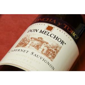 赤ワイン コンチャ・イ・トロ / ドン・メルチョ [1988]|wineholic