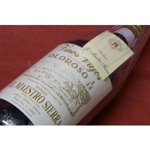 シェリー ボデガ・マエストロ・シエラ / オロロソ 1/14|wineholic