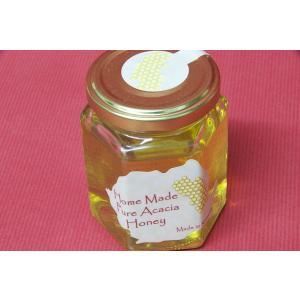 蜂蜜 はちみつ ハチミツ 天然ルーマニア産アカシア蜂蜜(はちみつ) 220g|wineholic