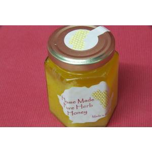 蜂蜜 はちみつ ハチミツ 天然ルーマニア産ハーブ蜂蜜(はちみつ) 220g|wineholic