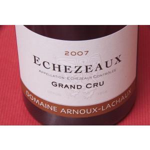 赤ワイン ドメーヌ・アルヌー・ラショ / エシェゾー ・グラン・クリュ [2007]|wineholic