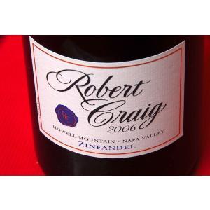 赤ワイン ロベール・クレイグ / ジンファンデル・ハウエル・マウンテン・ナパ・ヴァレー [2006]|wineholic
