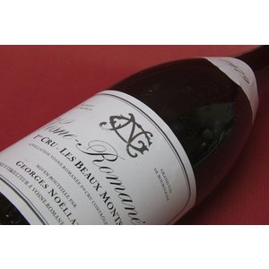 赤ワイン ドメーヌ・ジョルジョ・ノエラ / ヴォーヌ・ロマネ・プルミエ・クリュ・レ・ボー・モン [1979]  1500ml(専用木箱付き) wineholic