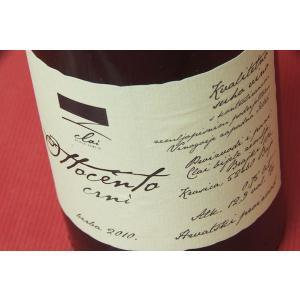 赤ワイン クライ・ビエーレ・ゼミエ / オットチェント・ツルニ [2010] wineholic