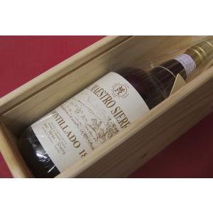 シェリー ボデガ・マエストロ・シエラ / アモンティリャード 1830|wineholic