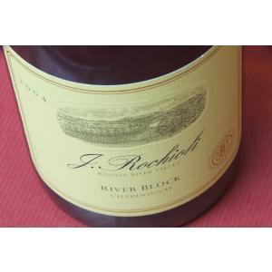 白ワイン ロキオリ / リバー・ブロック・シャルドネ [2004]|wineholic