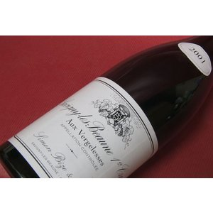 赤ワイン ドメーヌ・シモン・ビーズ・エ・フィス / サヴィニー・レ・ボーヌ・プルミエ・クリュ・オー・ヴェルジュレス・ルージュ [2001]|wineholic