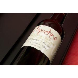 シェリー オズボーン / カプチーノ・パロ・コルタド・ヴェリー・オールド・レアー・パロ・コルタド20% 30Y|wineholic