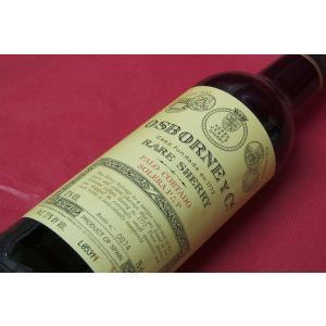 シェリー オズボーン / レアー・シェリー・パロ・コルタド・ソレラ P△P 22% wineholic
