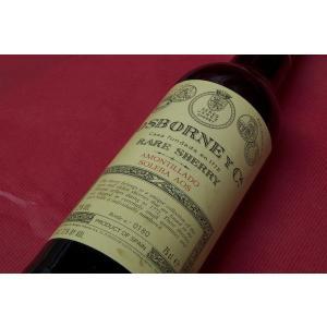 シェリー オズボーン / レアー・シェリー・アモンティリャード・ソレラ・AOS 22%|wineholic