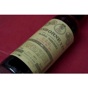 シェリー オズボーン / レアー・シェリー・オロロソ・ソレラ・BC200 22%|wineholic