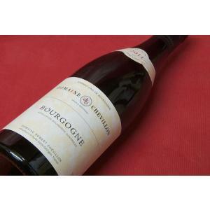 赤ワイン ロベール・シュヴィヨン / ブルゴーニュ・ルージュ [2011]|wineholic