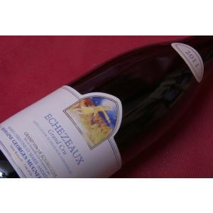 赤ワイン ドメーヌ・ミュニレ・ジブール  / エシェゾー [2011]|wineholic