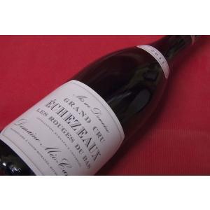 赤ワイン ドメーヌ・メオ・カミュゼ / エシェゾー・グラン・クリュ・レ・ルージュ・デュ・バ [2011]|wineholic