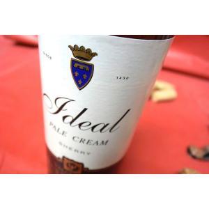 白ワイン シェリー バルデスピノ / イデアル・ペール・クリーム wineholic