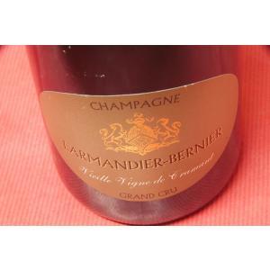 シャンパン スパークリングワイン ラルマンディエ・ベルニエ / ヴィエーユ・ヴィーニュ・ド・クラマン グラン・クリュ [2005]|wineholic