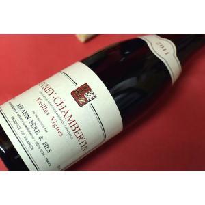 赤ワイン セラファン・ペール・エ・フィス / ジュヴレ・シャンベルタン・ヴィエイユ・ヴィーニュ [2011]|wineholic