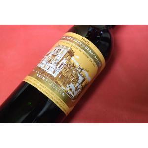赤ワイン シャトー・デュクリュ・ボーカイユ [1985]|wineholic