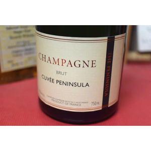 シャンパン スパークリングワイン ドゥーツ / ブリュット・キュヴェ・ペニンシュラ|wineholic