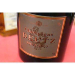 シャンパン スパークリングワイン ドゥーツ / ブリュット・ヴィンテージ [2007]|wineholic