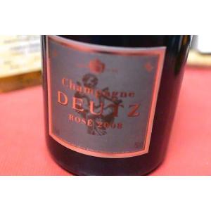 シャンパン スパークリングワイン ドゥーツ / ブリュット・ロゼ・ヴィンテージ [2008]|wineholic