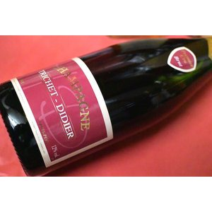 シャンパン スパークリングワイン トリシェ・ディディエ / ブリュット・プルミエ・クリュ|wineholic