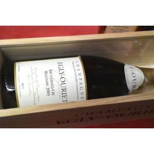 シャンパン スパークリングワイン エグリ・ウーリエ / ブリュット・グラン・クリュ・ミレジメ [2003] ブリュット 1500ml(2014/12入荷分)|wineholic