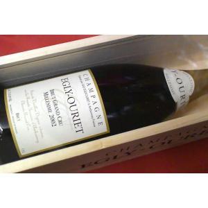 シャンパン スパークリングワイン エグリ・ウーリエ / ブリュット・グラン・クリュ・ミレジメ [2002] ブリュット 1500ml(2014/12入荷分)|wineholic