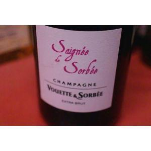 シャンパン スパークリングワイン ヴェット・エ・ソルベ /  セニエ・ド・ソルヴェ・ロゼ [2011]|wineholic
