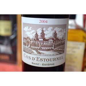 赤ワイン シャトー・コス・デストゥルネル [2004]|wineholic