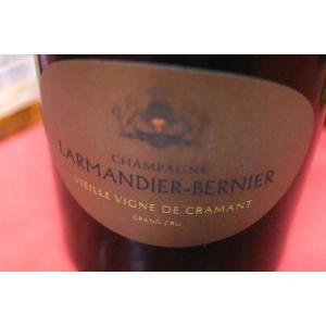 シャンパン スパークリングワイン ラルマンディエ・ベルニエ / ヴィエーユ・ヴィーニュ・ド・クラマン グラン・クリュ [2006] 1500ml|wineholic