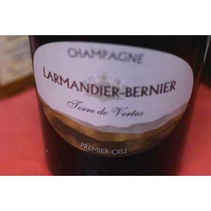 シャンパン スパークリングワイン ラルマンディエ・ベルニエ / テール・ド・ヴェルテュ・ノン・ドゼ・プルミエ・クリュ [2008] 1500ml|wineholic