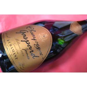 ガスパール・クレポー / グラン・クリュ・クラマン・ブリュット・ミレジム [2008]【シャンパン(泡物)】