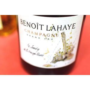 シャンパン スパークリングワイン ブノワ・ライエ / ル・ジャルダン・ド・ラ・グロス・ピエール・ブジィ・グラン・クリュ [2010]|wineholic
