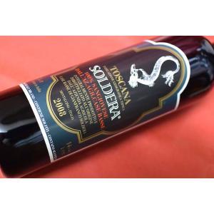 赤ワイン カーゼ・バッセ / ブルネロ・ディ・モンタルチーノ・ソルデラ [2008] wineholic