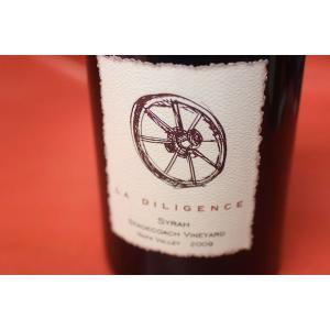 赤ワイン マイナー・ファミリー・ワイナリー / ラ・デイリジェンス・シラー・ステージコーチ・ヴィンヤード・ナパ・ヴァレー [2009]|wineholic