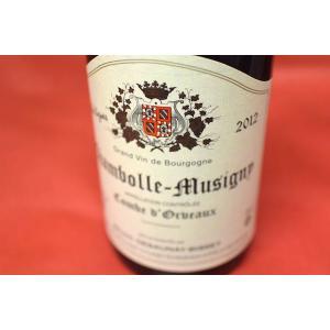赤ワイン ブルーノ・デゾネ・ビセイ / シャンボール・ミュジニー・コンブ・ドルボー・ヴィエイユ・ヴィーニュ [2012]|wineholic
