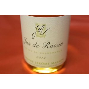 ジュース ドメーヌ・ジェローム・マッソン / ジュ・ド・レザン・シャルドネ [2014] wineholic