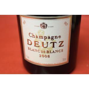 シャンパン スパークリングワイン ドゥーツ / ブラン・ド・ブラン・ブリュット・ヴィンテージ [2008]|wineholic