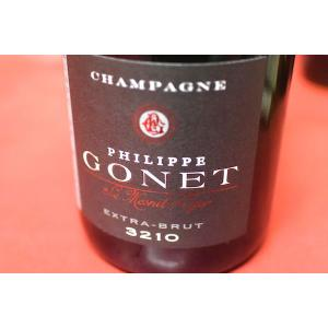 シャンパン スパークリングワイン フィリップ・ゴネ / ブラン・ド・ブラン・エクストラ・ブリュット [3210] wineholic