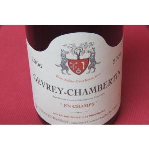 赤ワイン ジャンテ・パンショ / ジェヴレ・シャンベルタン・アン・シャン [2006]【特価】|wineholic