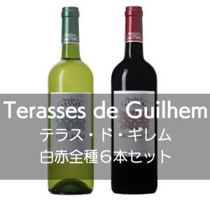 ワインセット ムーラン・ド・ガサック テラス・ド・ギレム白赤全種類6本セット|wineholic