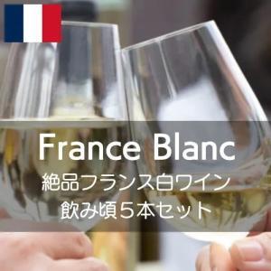 絶品フランス白ワイン飲み頃5本セット!【ワインセット】|wineholic