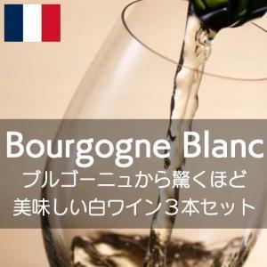 世界で最も魅力的な白ワインの生産地ブルゴーニュから驚くほど美味しい白ワイ ン3本セットを!【ワインセット】|wineholic