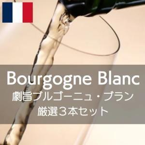 激旨ブルゴーニュ・ブラン3本セット!【ワインセット】|wineholic