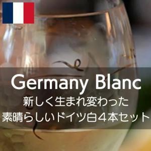 新しく生まれ変わった素晴らしいドイツワインを4本セットで!【ワインセット】|wineholic