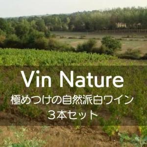 極めつけの自然派白ワイン!【ワインセット】|wineholic