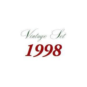 1998年ヴィンテージ お子さんのために買っておきたいヴィンテージワインセット!【ワインセット】|wineholic