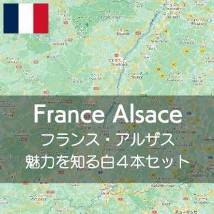フランス・アルザス・ワインの魅力を知る!【ワインセット】|wineholic