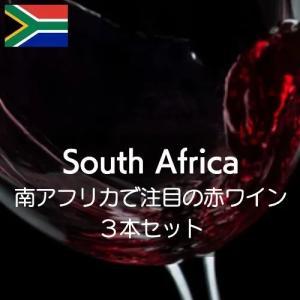 南アフリカで注目の赤ワインを知る【ワインセット】|wineholic